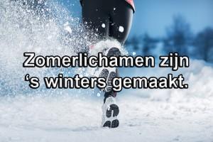 winter bewegen